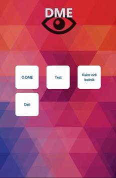 DME Tester apk screenshot