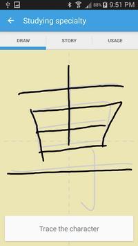 Write Japanese: Kanji, Hiragana, and Katakana apk screenshot