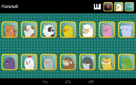 Animal Piano Pianimal for Kids screenshot 3