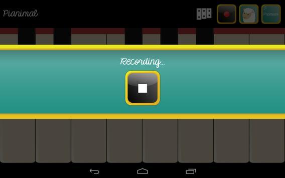 Animal Piano Pianimal for Kids screenshot 4