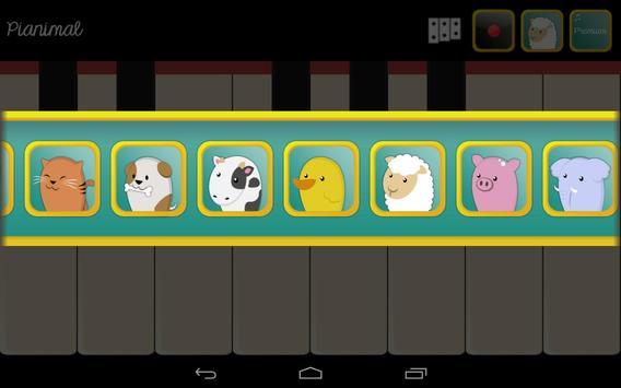 Animal Piano Pianimal for Kids screenshot 5