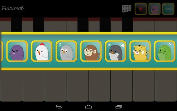 Animal Piano Pianimal for Kids screenshot 6