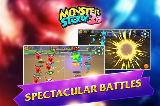 PK House 3D - Monster Story screenshot 3