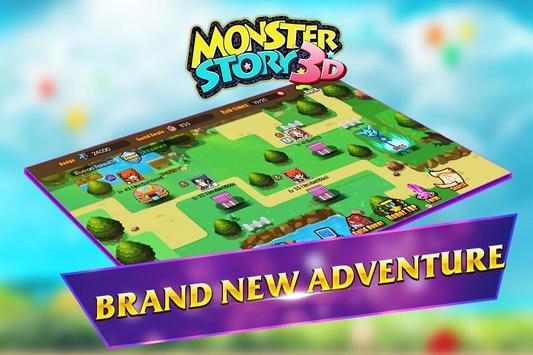 PK House 3D - Monster Story poster