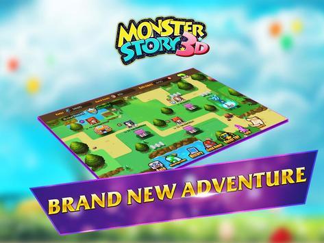 PK House 3D - Monster Story screenshot 10