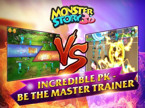 PK House 3D - Monster Story screenshot 11