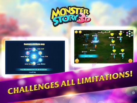 PK House 3D - Monster Story screenshot 12