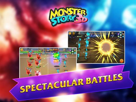 PK House 3D - Monster Story screenshot 13