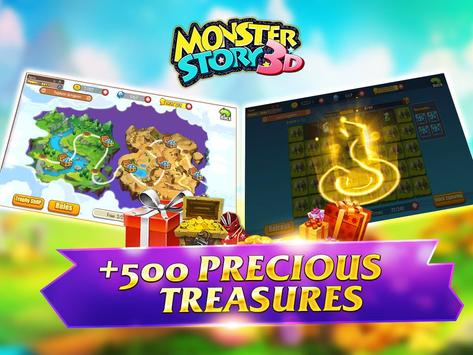 PK House 3D - Monster Story screenshot 14