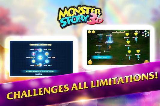 PK House 3D - Monster Story screenshot 2