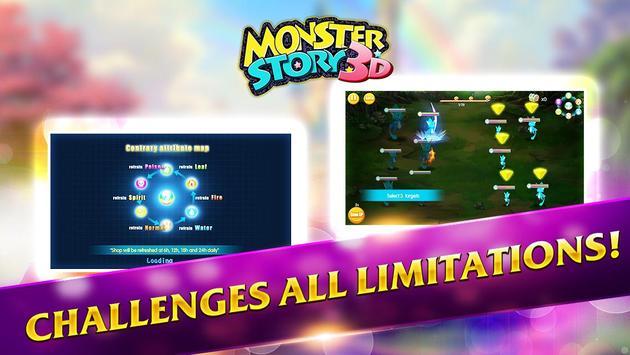 PK House 3D - Monster Story screenshot 7