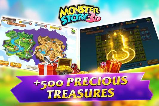 PK House 3D - Monster Story screenshot 4