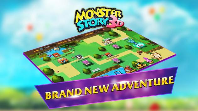 PK House 3D - Monster Story screenshot 5