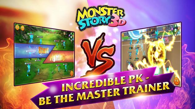 PK House 3D - Monster Story screenshot 6