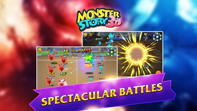 PK House 3D - Monster Story screenshot 8