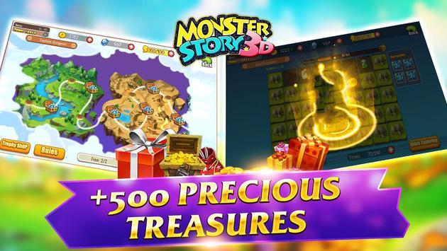 PK House 3D - Monster Story screenshot 9