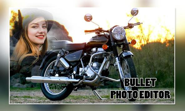 Bullet Photo Editor screenshot 1