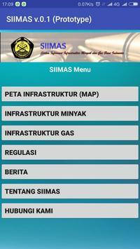 SIIMAS screenshot 1