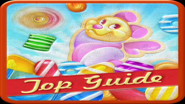 Beat Candy Crush Jelly Saga poster