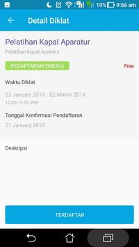 Info Diklat BPPTL screenshot 3