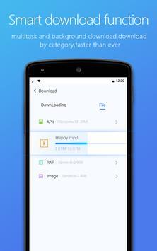 Swift  Browser apk screenshot