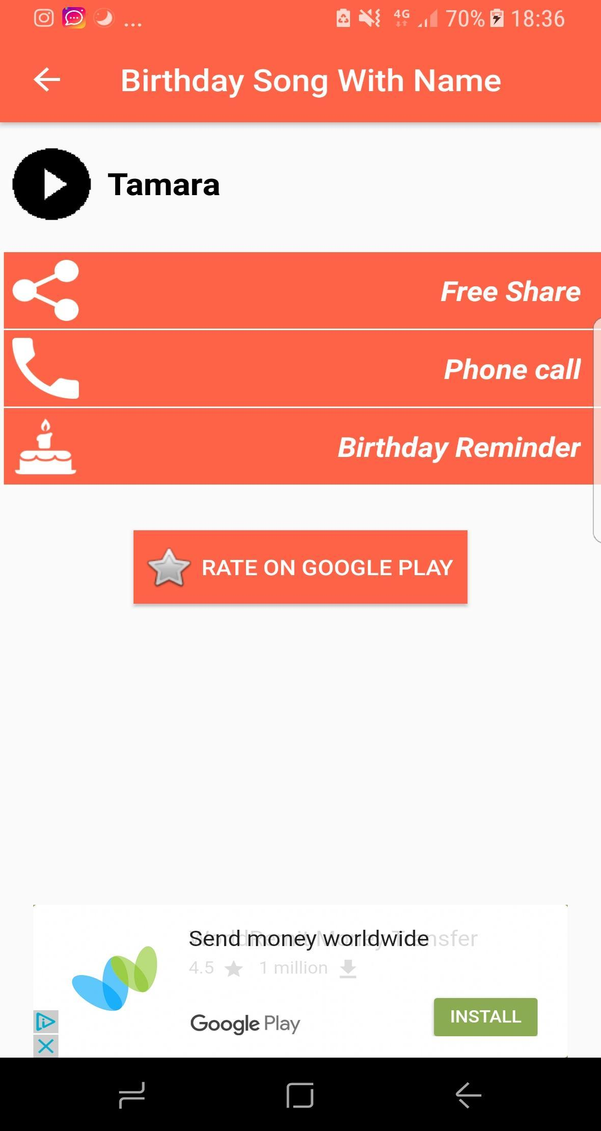 Happy Birthday Song for Android - APK Download