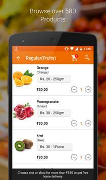Sabji App apk screenshot