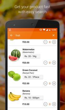Sabji App screenshot 3