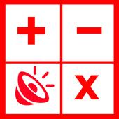 Talk Calculator English icon
