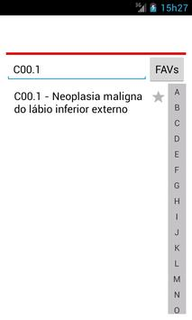 CID 10 Pt apk screenshot