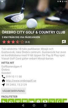 Golf i Sverige screenshot 10