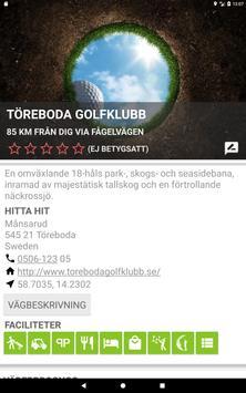 Golf i Sverige apk screenshot