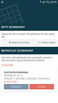 Golf i Sverige screenshot 5