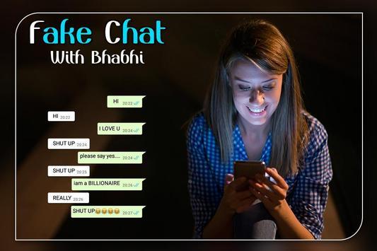 Fake Chat with Girls: Fake Conversations screenshot 1