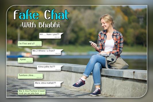 Fake Chat with Girls: Fake Conversations screenshot 2