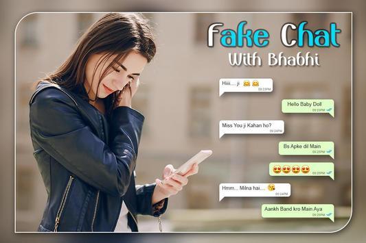 Fake Chat with Girls: Fake Conversations screenshot 3