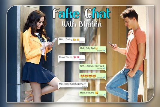 Fake Chat with Girls: Fake Conversations screenshot 4