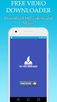 Free Video Downloader - fvd poster