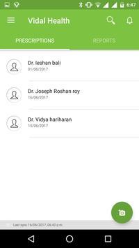 VConnect Patient screenshot 1