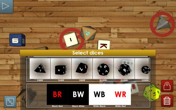 Dices HD Free apk screenshot