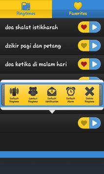 Prayer of istikharah Mp3 apk screenshot