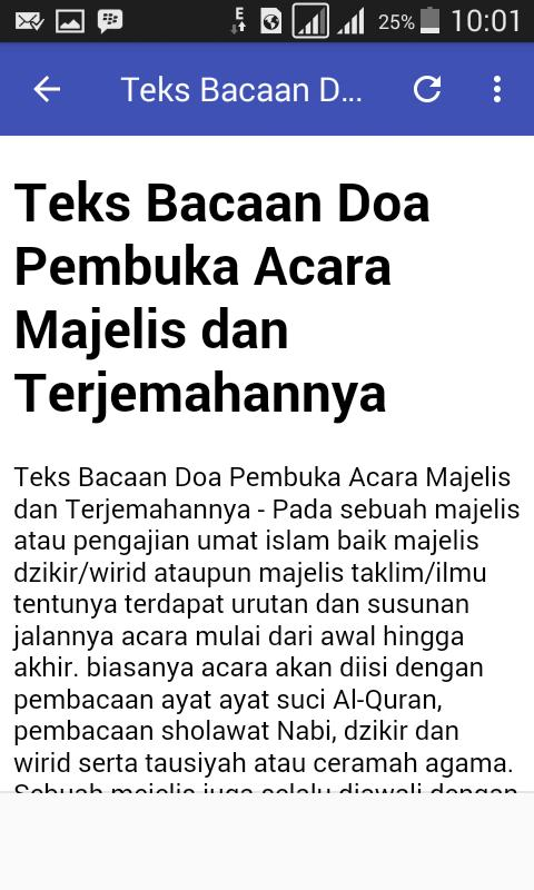 Doa Pembuka Majelis For Android Apk Download