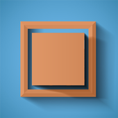 The Jumping Square icon