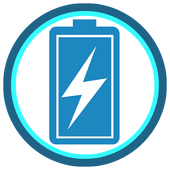Fast Charger Battery Saver icon