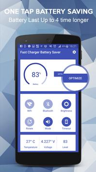 Fast Charger Battery Saver poster