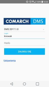 Comarch Mobile DMS poster
