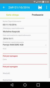 Comarch Mobile DMS apk screenshot