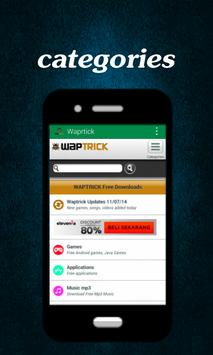 WAP TRICK-Tips screenshot 1