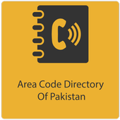 Area Code Directory Of Pakistan icon