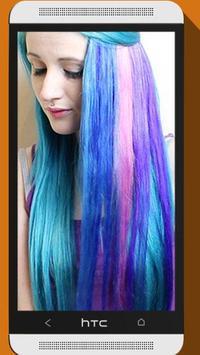 Hair Lips Color Changer Camera apk screenshot